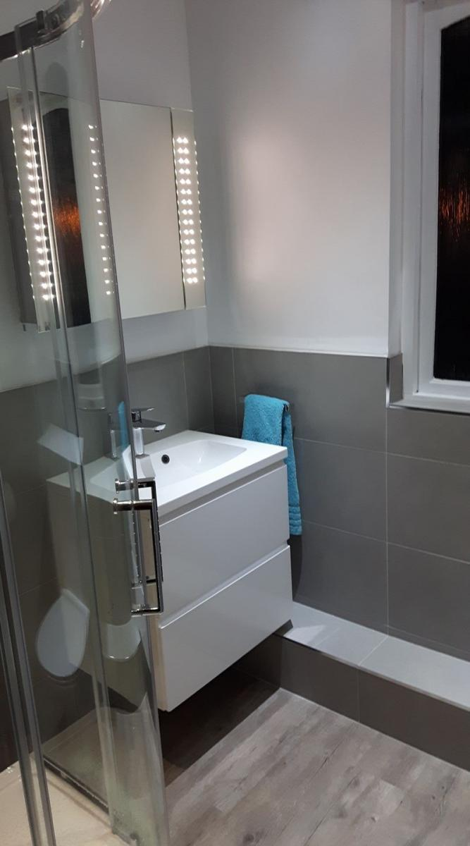 Carnie Kingswells Bathroom Project Design Affordable Kitchens And Bathrooms