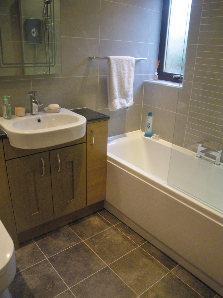 Sherriff 39 S Bathroom Project Design Affordable Kitchens And Bathrooms