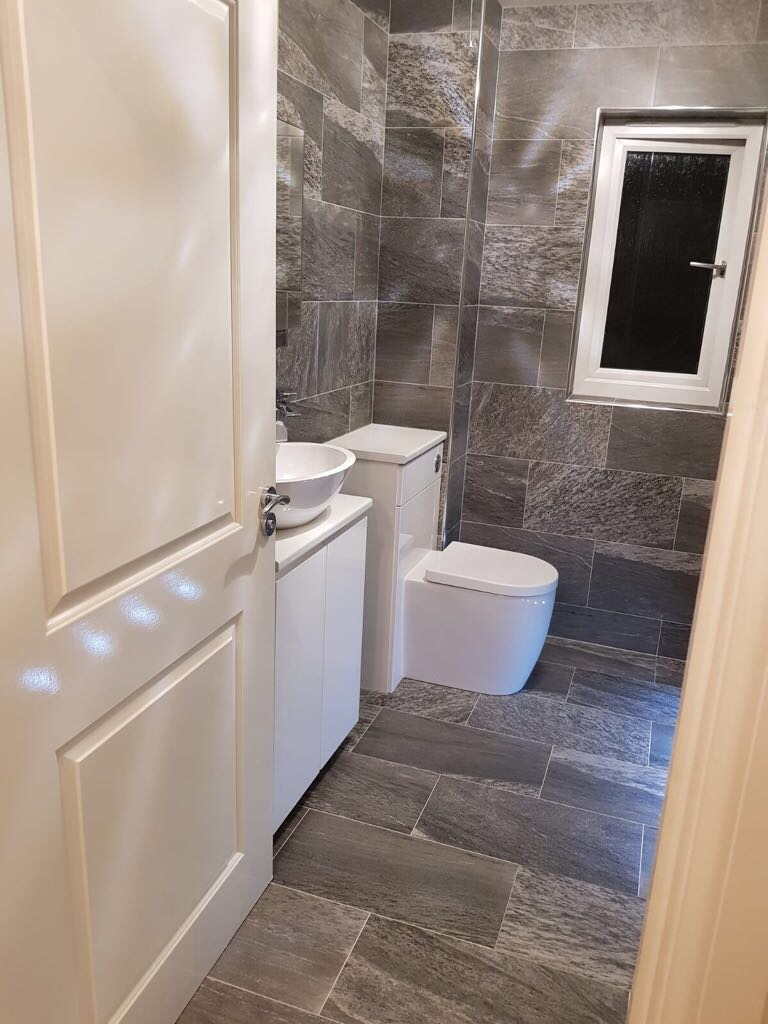 Rodriguez Bathroom Project Design Affordable Kitchens And Bathrooms