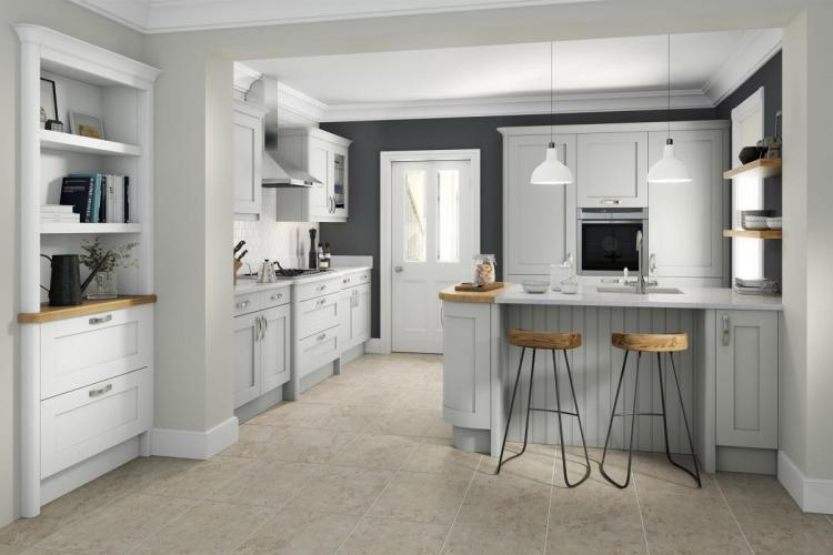 Buy Kitchen Mornington Shaker by Second Nature (by PWS) in Aberdeen ...