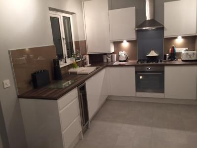 Completed Kitchen Photograph